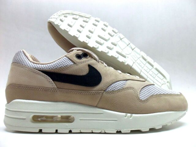 air max 1 black light bone white