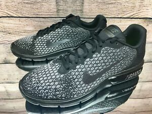 Nike Air Max Sequent 2 Black Grey 852461-001 Running Shoes Men s ... f3a481c14