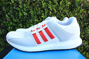 best authentic d263e de706 Image is loading ADIDAS-EQT-SUPPORT-ULTRA-SZ-8-WHITE-BOLD-