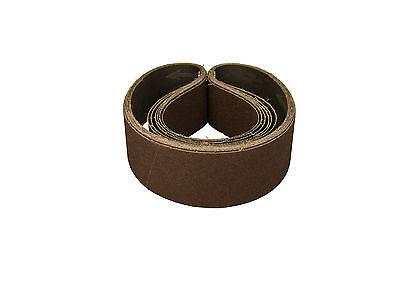 1 X 44 Inch 36 Grit Metal Grinding Ceramic Sanding Belts Extra Long Life 12 Pack