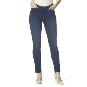 STOOKER-FLORENZ-DAMEN-STRETCH-JEANS-HOSE-SLIM-FIT-STYLE-MEDIUM-BLUE