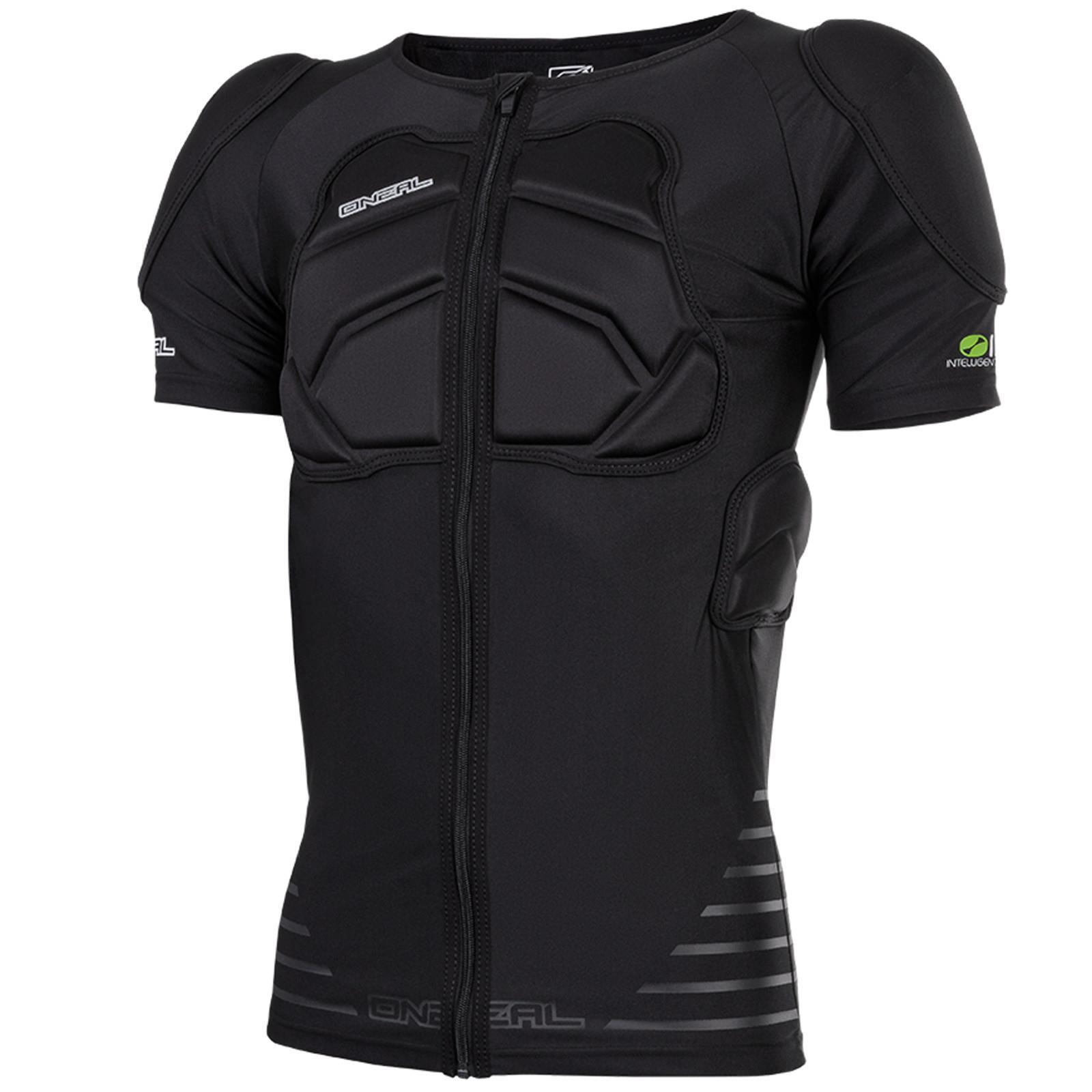 ONEAL STV Protecteur Chemise Shirt Manches Courtes Moto Cross DH MTB MX Mountain Bike Veste