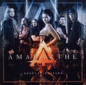 Amaranthe-Amaranthe-CD-DVD-NUOVO
