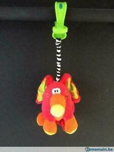 Inventif Eléphant à Suspendre De Playgro (ec)