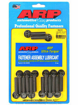 ARP Intake Manifold Bolt Kit Hex Head Stainless suit Holden 253-308 405-2001