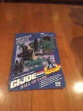 Hasbro Gi Joe Hall of Fame Mountain Assault Mission Gear 1993 NOS
