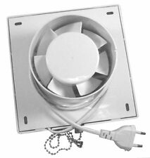 """4"""" 100mm Extracteur d'air Ventilateur Ventilateur extracteur pour toilettes"""