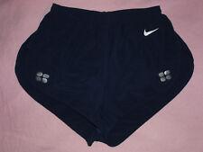 95ecbe38d0e EUC Nike elite olympic pro hi-cut running shorts women M medium blue team  racing