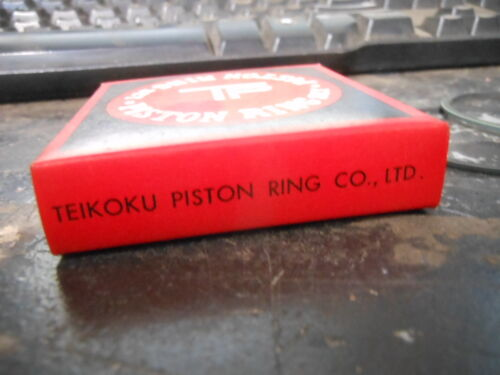 NOS TP Teikoku STD Keystone Piston Rings Yamaha 1969-1971 AT1 248-11601-00