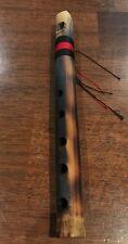 Artesanal Wooden  Kid Flute Handmade Toy By Mexican Artisans/Flauta