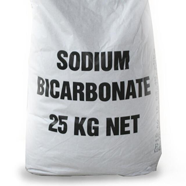 Natron 25kg Großgebinde Natriumhydrogencarbonat E500 (ii) Backsoda Baking Soda