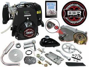 49cc-4-Stroke-Flying-Horse-5G-Pull-Start-Bicycle-Engine-Kit-Motorize-Bike-50cc