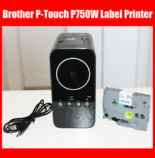 Brother P Touch Ptouch Wireless Label Maker Printerpt P750w Ptp750w P750w 750