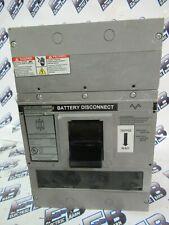 Siemens Eejs400 1200 Amp Dc 80 Volt Dc Battery Disconnect Switch Warranty