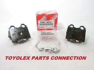 brembo REAR Pads Back Disc Brake Pad Set for Lexus GS300 GS400 GS430 IS300 SC430