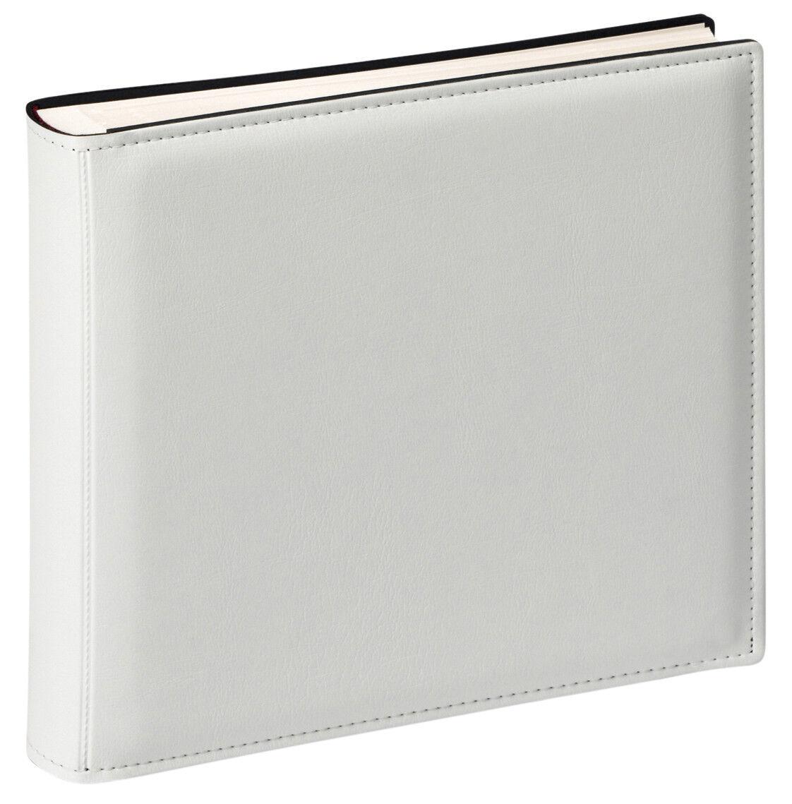 Walther Leder Fotoalbum 31x34 cm für 500 Fotos 10x15 Album Lederalbum 100 Seiten | Schnelle Lieferung  | Qualitätsprodukte  | Schöne Kunst