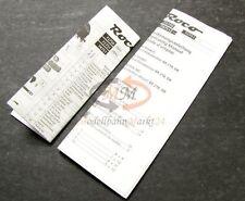 Beipackzettel/Ersatzteilliste z.B. f. ROCO 72750/72751/78751 Diesellok BR 218 H0