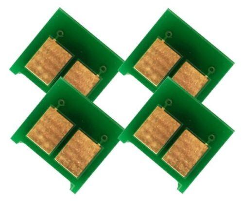 4pk Toner Reset Chips Set for HP Q6460A Q6461A Q6462A Q6463A 4730 Refill