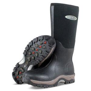Dirt-Boot-Neoprene-Wellington-Muck-Boot-Pro-Sport-Unisex-Black