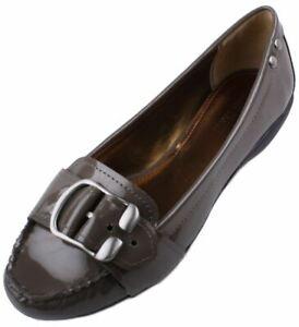 Ellen-Tracy-EB-Baldwin-Women-039-s-Antique-Bronze-Fashion-Flats