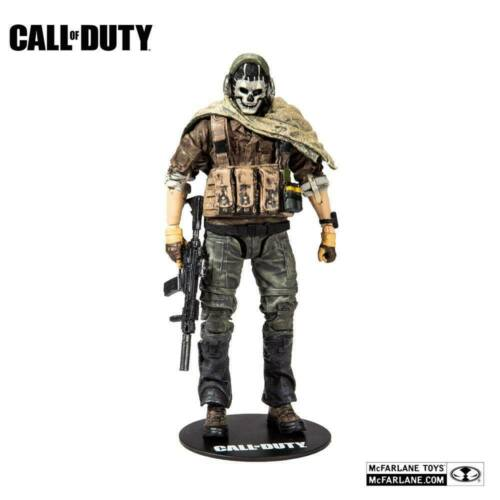 Call of Duty Action Figure Special Ghost 15 cm McFarlane Toys Figures