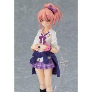 The Idolmaster Cinderella Girls Jougasaki Rika Figma Action Figure