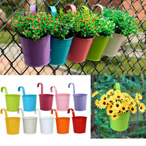 Flower Pot Hanging Pots Balcony Garden