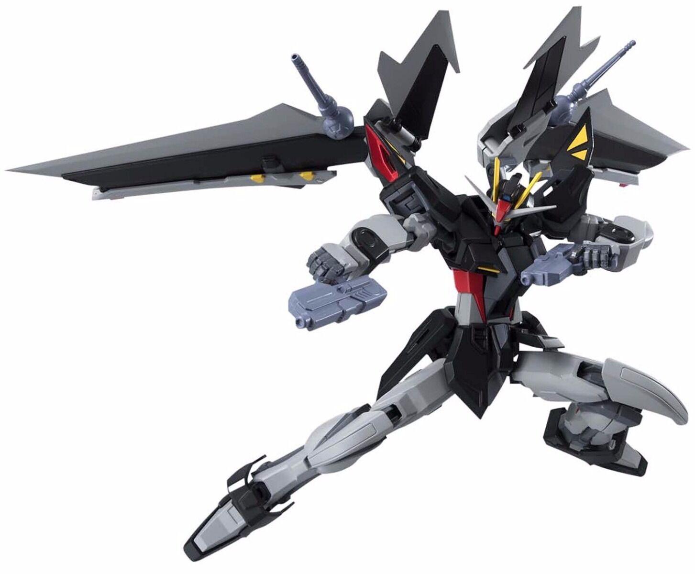 ROBOT SPIRITS Side MS STRIKE NOIR Action Figure Gundam SEED C.E.73 BANDAI Japan