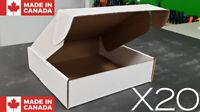 "20pcs 8"" X 8"" X 2"" Extra Strong Shipping Box - NEW Mississauga / Peel Region Toronto (GTA) Preview"