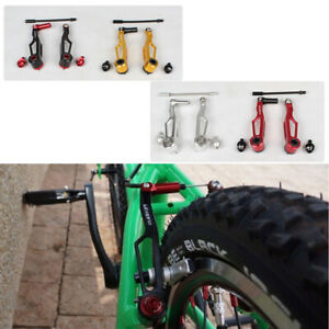 Litepro Long//Short Arm Mechanical V Brake BMX Folding Bike Brake Clamp Caliper
