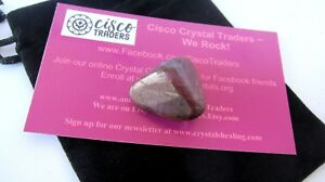 Ruby-Tumbled-Stone-Healing-Crystal-Pocket-Stone-20-25mm-Pouch-Information-Card