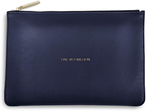Perfect PouchOne In A MillionNavy