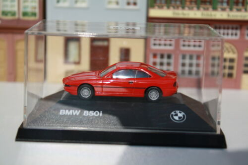 "BMW 850 i /""BMW Collection/"" in PC-Box Herpa//O//Hö//PC 149//266"