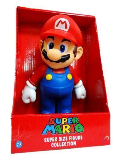 2 LARGE SUPER MARIO MARIO MARIO BRO & LUIGI GAME ACTION FIGURES DOLL KIDS FIGURINES TOY GIFT 37dc83
