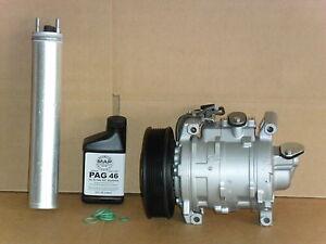 2008 honda accord compressor