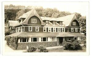 RPPC-Admin-Building-TB-Sanatorium-TRUDEAU-NY-Adirondacks-Real-Photo-Postcard
