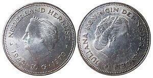 NIEDERLANDE-KM-195-10-Gulden-1970-in-VZ-STG-476021