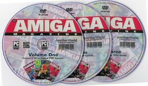 CU-AMIGA-Magazine-Collection-on-Disk-ALL-104-ISSUES-A1200-A500-600-CD32-Games