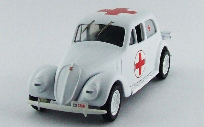 MODEL BEST 9595 - Fiat 1500 croix rosso Italienne - 1936  1 43