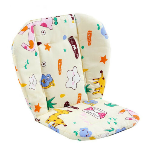 Baby Removable High Chair Mat Feeding Seat Folding Cover Booster Pram Pad