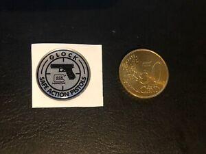 Mini-Sticker-Original-GLOCK-Safe-Action-Pistol-Sportschiessen-Schuetzensport