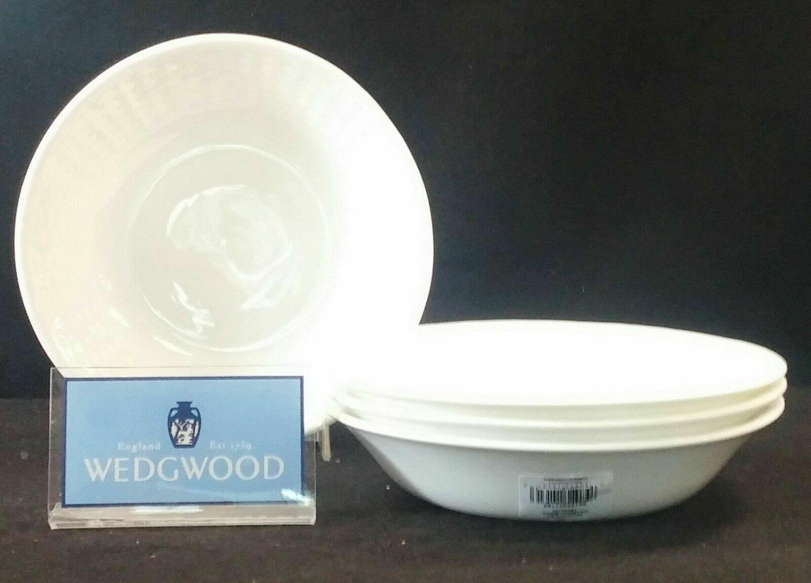 Set of 4 Wedgwood Nantucket Basket 8 Inch Stacking Bowls