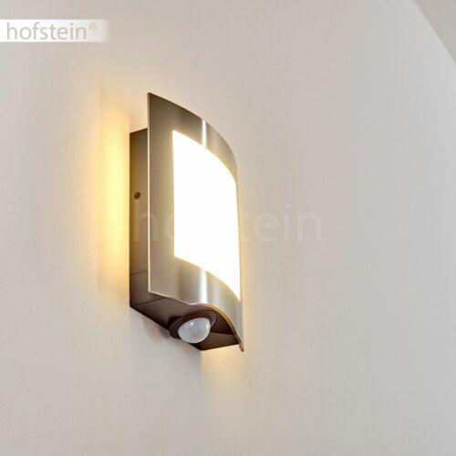 Capteur Extérieur Mur Lampes DEL Maison Porte entrée cour terrasses Balcon éclairage