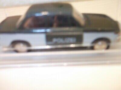 neu 1:87 Brekina 2220 BMW 1500 Polizei