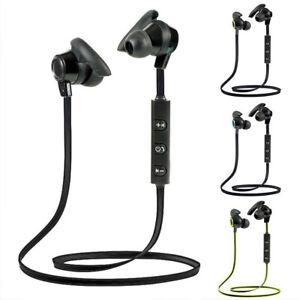 1fe77fb870c Bluetooth 4.2 Wireless Headphone Stereo Sport Earbuds In-Ear Headset ...