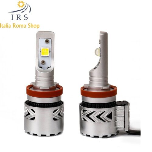 IRS-G8 H11 KIT DUE LAMPADE LED XHP70  PER FARO LENTICOLARE 12000 LM 6500K