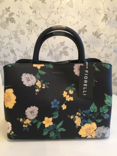 Bethnal Fiorelli BnwtLast Disponibile Large compartiment triple Y7gbf6yv