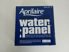 Aprilaire Water Panel Humidifier Evaporator Filter for 110