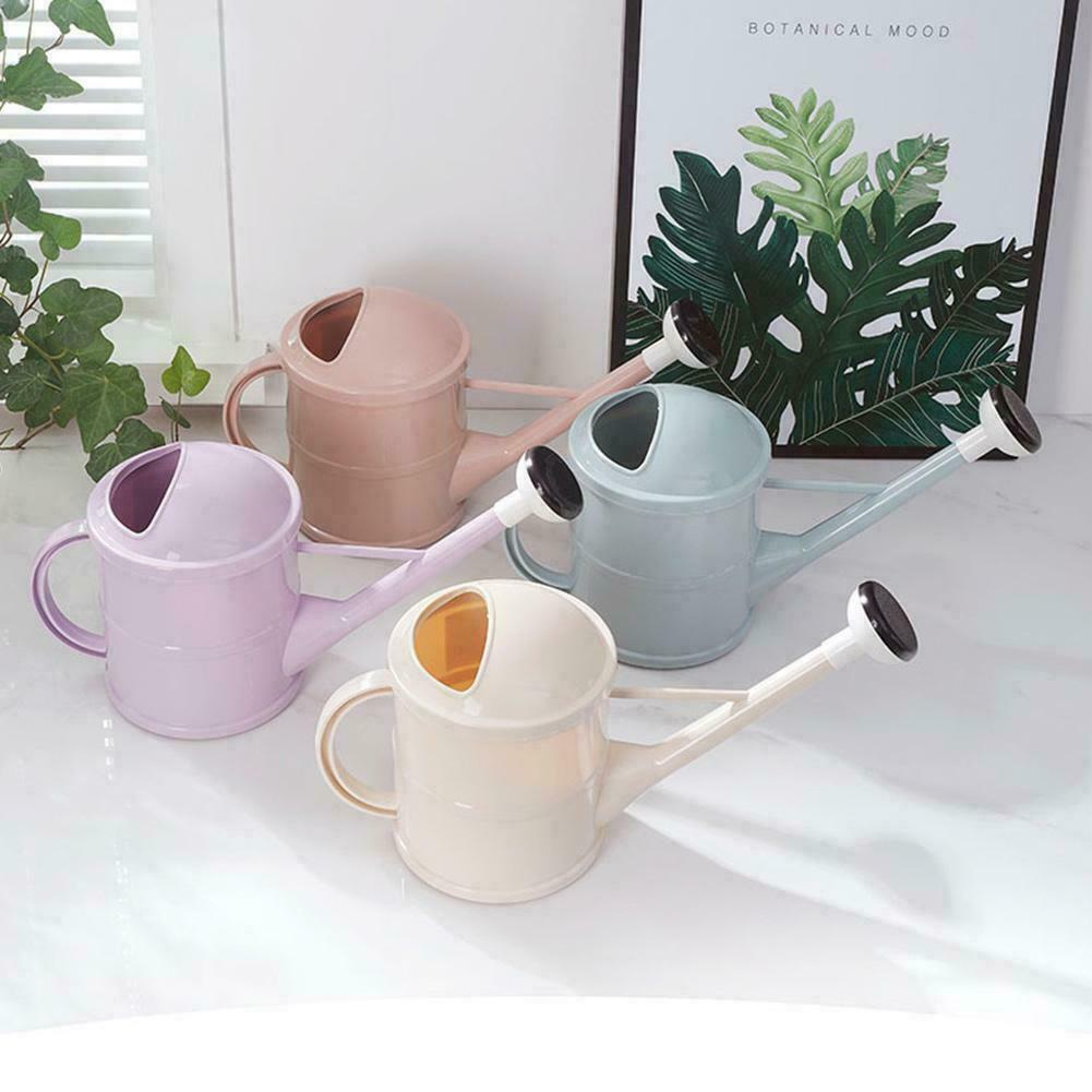 1.5L Indoor Small Watering Can Long Narrow Spout Sprinkler Kettle new Fo