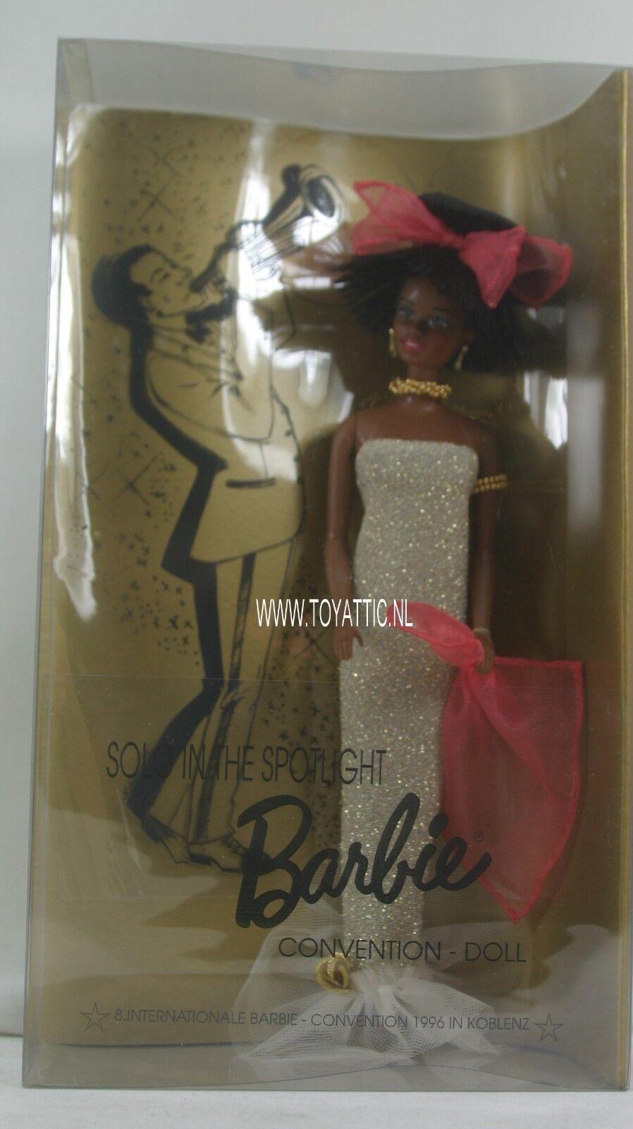 Muñeca Barbie convención Koblenz Barbie convenio 1996 Alemania En Caja Original